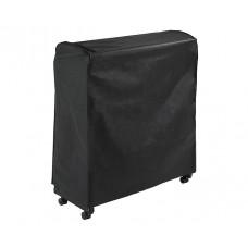 Чехол-накидка80 на раскладную кровать с колесными опорами