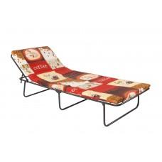 Кровать раскладная со съемным матрасом