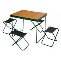 Набор «Пикник» (стол + 4 стульчика)